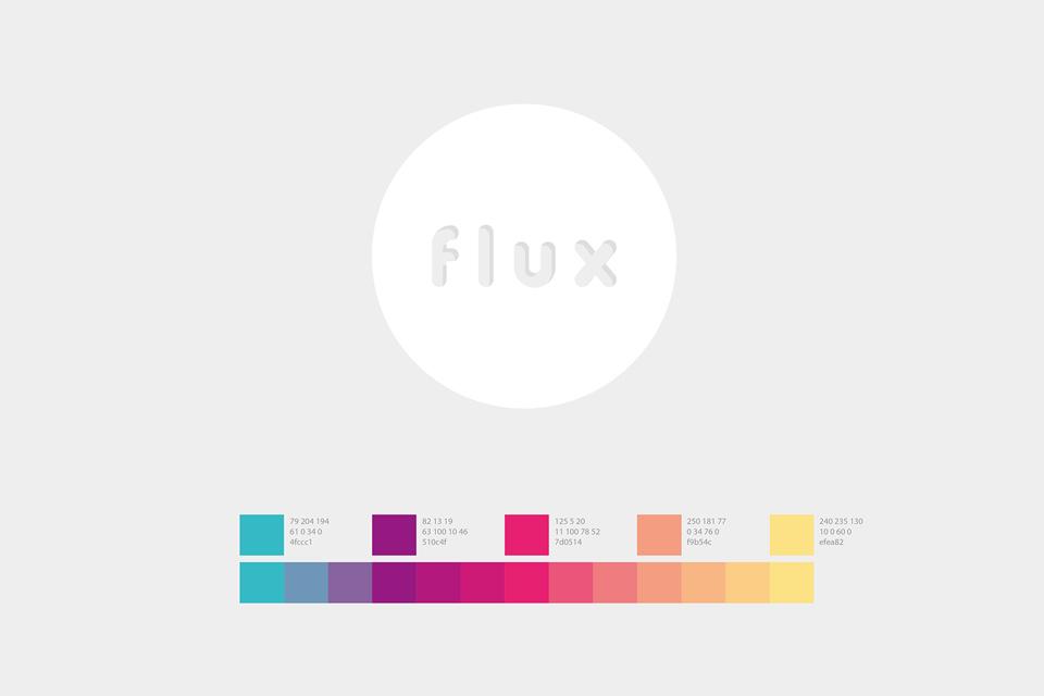 FLUX-logo-palette